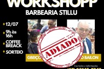 Por coronavírus, Barbearia Stillu decide adiar Workshop que começaria no domingo